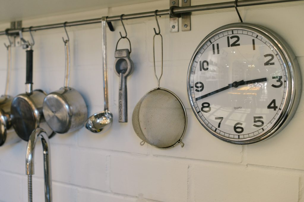 Kitchen Hacks To Save Time